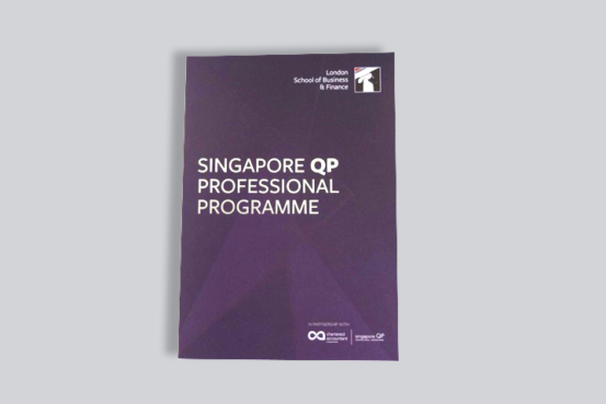 professional booklets